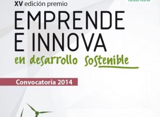 """El plazo del """"XV Premio Emprende e Innova"""" finalizará el 20 de octubre"""