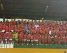 La Asociación Deportiva de Mancha Real realiza la presentación oficial 2014-2015