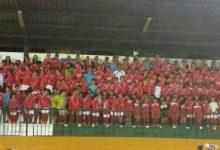 Photo of La Asociación Deportiva de Mancha Real realiza la presentación oficial 2014-2015