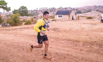 """Ernesto Angulo subcampeón de la """"Ultra Trail Bosques Del Sur"""""""