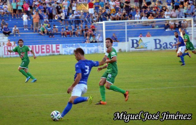 El Linares ganó por un gol de Rafa Payan.