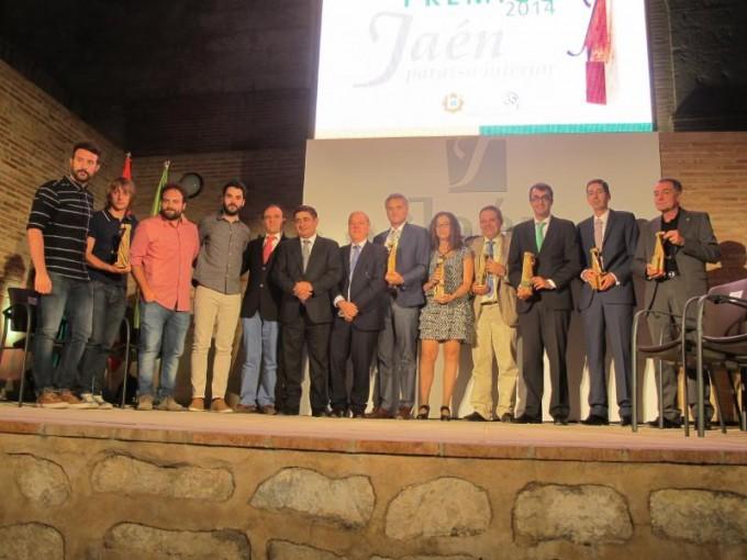 Premios Jaén Paraiso Interior 2014