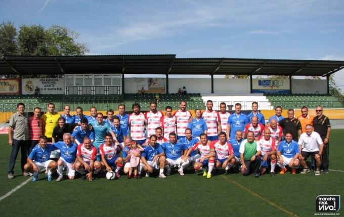 Fútbol Veteranos- Imperio Azul-Granada C.F.