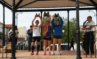 "La mancharrealeña Mari Carmen Rosa gana en la tercera Carrera de Montaña ""Xtierras Bañuscas"""