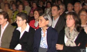 La Comunidad Parroquial de San Juan Evangelista prepara una despedida para la Hermana Casilda