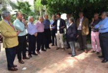 Photo of El Club de Automóviles Veteranos y Clásicos «Al Andalus» rinde homenaje a Rafael Soria Sales