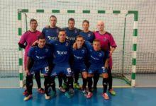 Photo of Cincocina Mancha Real FS en la semifinal de la Copa Presidente de la Diputación