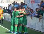 Un golazo de Miguelito otorga la victoria a los verdes   At. Mancha Real 1 – U.D. San Pedro 0