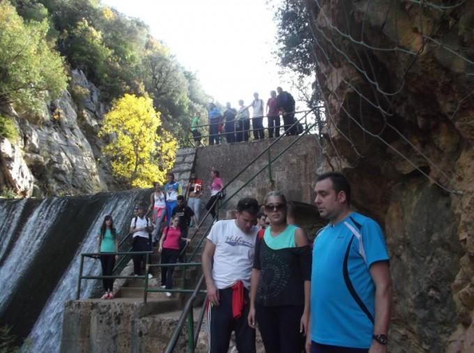Viaje multiaventura a Cazorla 2014