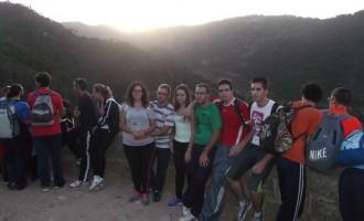 Un gran número de jóvenes disfrutan del viaje multiaventura a Cazorla del Centro Joven