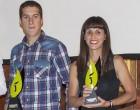 Alberto Casas y Cynthia Ramírez ganadores del Circuito Provincial de Carreras Populares