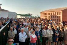 Photo of Multitudinaria misa para recordar a los difuntos en el cementerio de Mancha Real