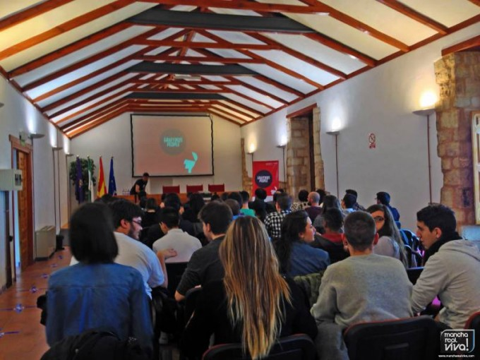 Encuentro de Diseñadores Gráficos en Jaén