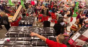 """El comercio español vuelve a intentarlo con el """"Black Friday"""""""