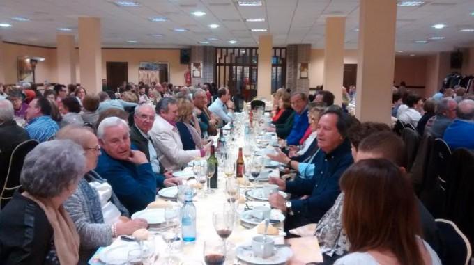 Cena de la AECC 2014