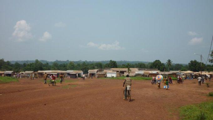 Mercado Central de Bangassou. Wikipedia:
