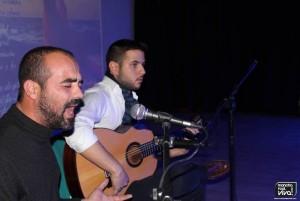 Paco Borrego y Sebastián González