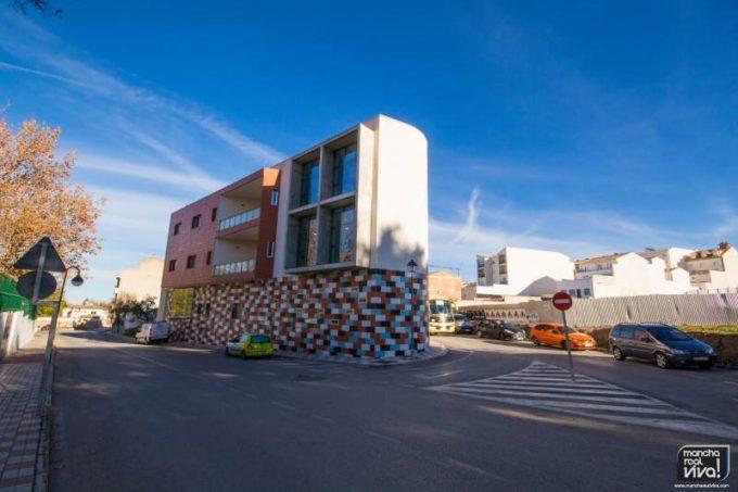 Nuevo centro de estancia diurna y nocturna para personas mayores