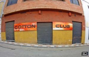 Cotton Club. Foto de Archivo.