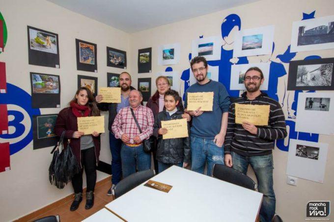 Premiados del XIV Certamen Fotografía
