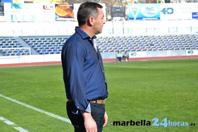 El marbellí Loren Morón ficha como entrenador del Mancha Real