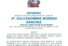 Photo of Dulcenombre Moreno Sánchez