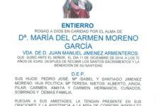 Photo of María del Carmen Moreno García