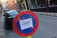 Photo of Prohibición de estacionamiento por obras desde el este lunes