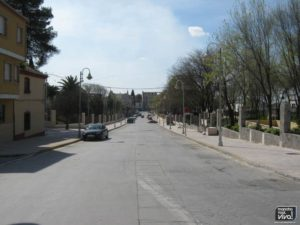 Avenida San Juan de la Cruz