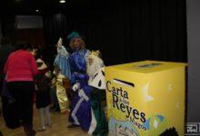 Photo of Los Reyes Magos recogen las cartas y pasan por el chocolate de jubilados