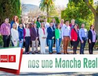 El PSOE de Mancha Real hace pública su candidatura para las Elecciones Municipales 2015
