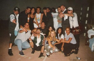 Artistas que actuaron en Mancha Real Dance Party de 1996