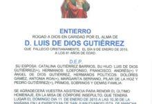 Photo of Luis de Dios Gutiérrez