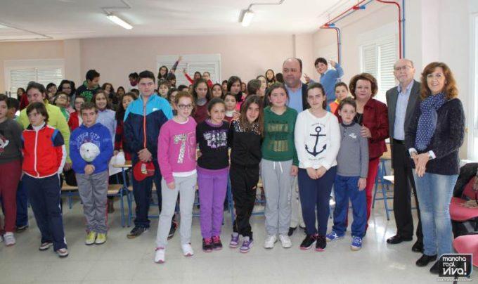 Segunda Semana Escolar dedicada a Miguel Hernández