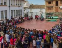 Los colegios de Mancha Real celebran el Día de Andalucía 2015