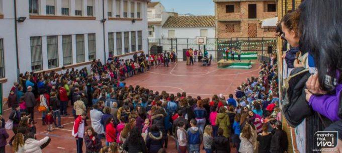 San Marcos - Día de Andalucía 2015