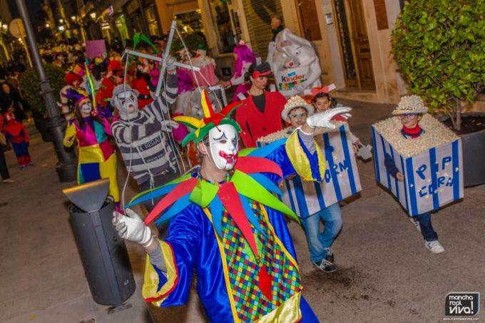Pasacalles del Carnaval 2015