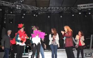 Primer premio de individuales o dúos - Ramos de flores de San Valentín