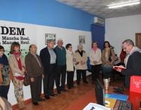 La Agrupación Democrática de Electores de Mancha Real (Adem) inaugura su sede