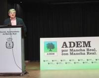 ADEM hace su presentación en la Casa de la Cultura