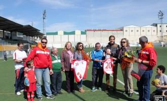 El Estadio de la Juventud se llena de ambiente andaluz