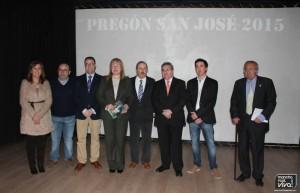 Ana Sánchez. Jesús Guzmán. José Carlos Cobo. Micaela Martínez, Juan Molino. Pedro López  Yera. Alberto Molino y José Luis Quero Juárez.