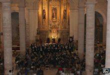 Photo of La Iglesia de San Juan Evangelista acoge un gran concierto de Semana Santa