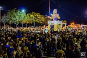 Miles de personas se dieron cita en el recinto ferial
