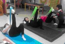 Photo of El centro de salud imparte un taller de gimnasia para ayudar a sus pacientes con problemas de espalda