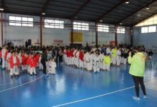 Photo of 23 medallas para el Gimnasio Okinawa en el Campeonato Provincial y Promesas de Karate 2015