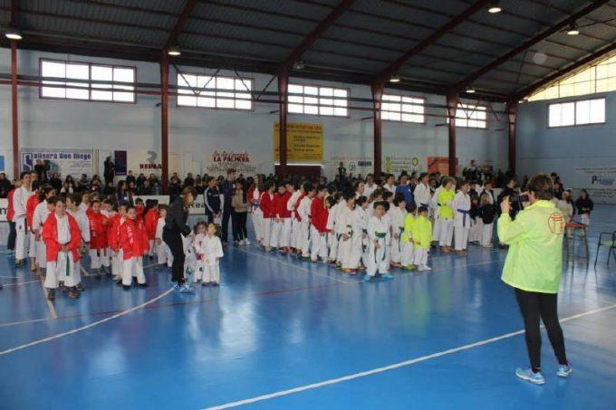 Gran número de participantes en el Campeonato