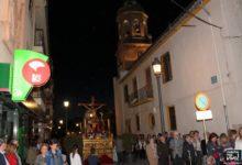 Photo of El Señor de la Misericordia procesiona por las calles de Mancha Real