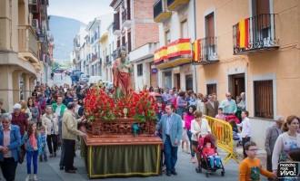 El barrio de San Marcos celebra la fiesta del patrón de Mancha Real