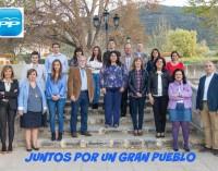 El Partido Popular de Mancha Real presenta su lista para las Elecciones Municipales 2015